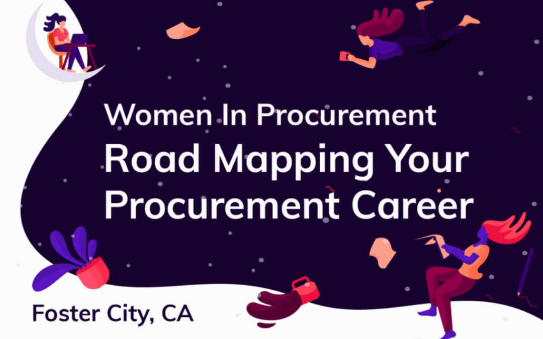 Women In Procurement – Road Mapping Your Procurement Career
