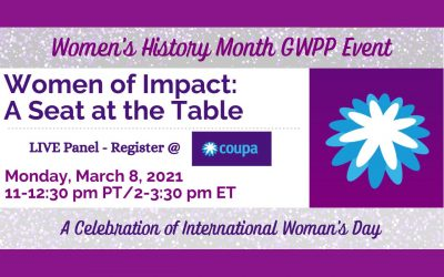Women of Impact: A Seat at the Table