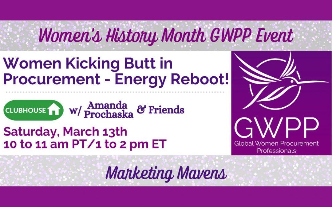 Women Kicking Butt in Procurement – Energy Reboot