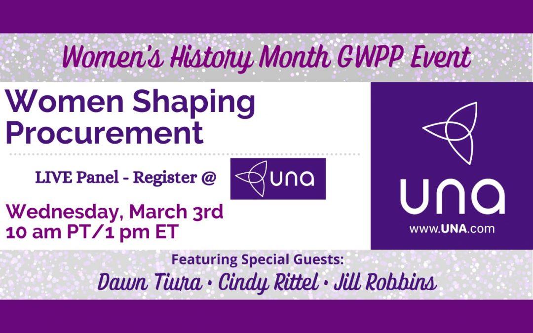 Women Shaping Procurement